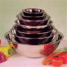 Winco MXB-500Q Mixing Bowl, 5-Quart - Set of 3