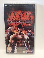 Tekken 6 ITA Videogioco Bandai Namco PSP