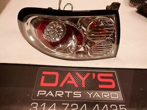 2005 Pontiac GTO Taillight Tail Light LH After Market Clear