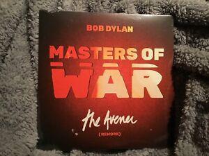 "Bob Dylan - Masters of War (The Avener Rework) 7"" Vinyl NEW"