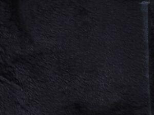 F1/8th 25mm 'BLACK' HELMBOLD MED DENSE MOHAIR