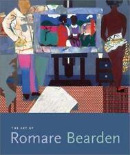 The Art of Romare Bearden by Ruth E. Fine (2003, Hardcover)