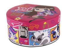 Koffer mit Spiegel  Little Pet Shop 17 x 15,5 x 8 cm