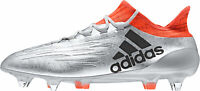 adidas X 16.1 Soft Ground Men Football Boots - Silver