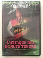 L'attaque des donuts tueurs DVD NEUF SOUS BLISTER