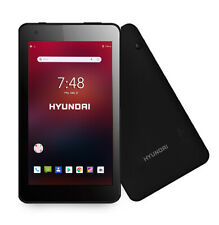 Hyundai Koral 7 inch IPS Touchscreen 8GB Quad Core Android Tablet - Black