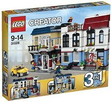 Lego Creator Bike Shop & Cafe 31026 (New & Sealed)