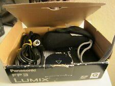 Panasonic LUMIX DMC-FP3 14.1MP Digital Camera - Blue