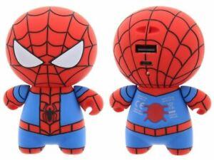 Spider-Man Portable 2600mAh Power Bank Figure