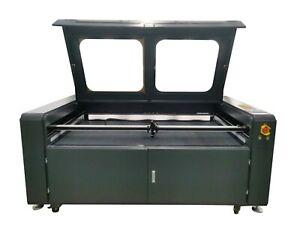 300W HQ1810 CO2 Laser Engraving Cutting Machine Engraver Cutter MDF Wood Acrylic