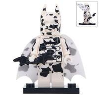 Marvel Comics New Cow Textured Batman Lego Moc Minfigure Gift For Kids