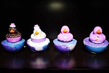Birthday Cake rubber Ducky surprise toy bath bomb bombs love spell Party Favors