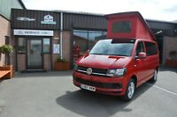 NEW Volkswagen VW Transporter 2017 T6 AC Campervan Day Van Delivery Miles only