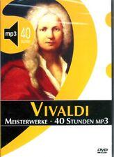 DVD Meisterwerke  Vivaldi 40 Stunden MP3