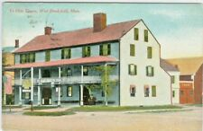 West Brookfield MA Ye Olde Tavern 1912