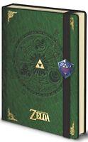 The Legend of Zelda | Premium A5 Notebook - Official Nintendo Gaming Merchandise