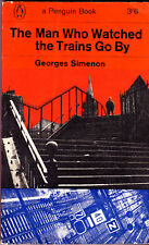 Georges Simenon - The Man Who Watched The Train Go By