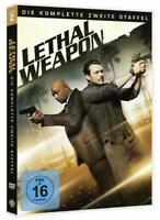 LETHAL WEAPON DIE KOMPLETTE STAFFEL 2 DVD  DEUTSCH