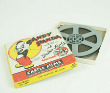 "Vintage Castle Films ""Andy Panda"" 8mm 16mm Cartoon No. 489 ""The Playful Pelican"""