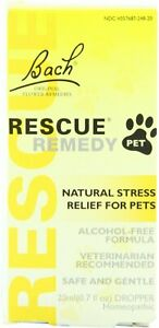Rescue Remedy Pet by Bach Flower Remedies, 20 ml