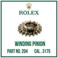 ♛ ROLEX Winding Pinion, High Quality, Swiss Made, Part No. 204 For Cal. 3175 ♛