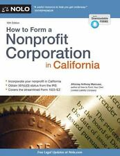 Mancuso Attorney, Anthony : How to Form a Nonprofit Corporation in C
