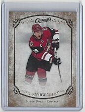 2015-16 SHANE DOAN UPPER DECK CHAMP'S GOLD VARIANT FRONT PARALLEL #59