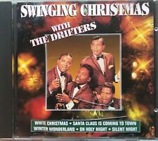 THE DRIFTERS - SWINGING CHRISTMAS - CD