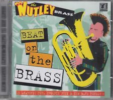 """The Nutley Brass """"Beat On The Brass"""" Punk/New Wave NEW CD 1st Class Post From UK"""