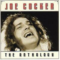 Joe Cocker The Anthology 2 CD NEW