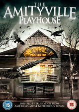 DVD:THE AMITYVILLE PLAYHOUSE - NEW Region 2 UK