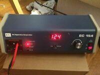 E-C APPARATUS EC154 electrophoresis POWER SUPPLY