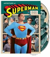 Adventures of Superman Series 5 + 6  Season New DVD Region 4