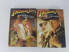 Indiana Jones- Last Crusade,Raiders of the Lost Ark