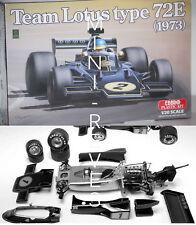 Ebbro F1 Lotus type 72E 1973 1/20 EBR003