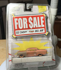 Jada For Sale '55 Chevy Bel Air 1/64 Real Riders Diecast Chevrolet Barn Find