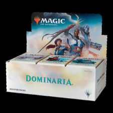 MTG - DOMINARIA - ITA - 36 Booster Box - MINT Factory Sealed