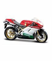 MAISTO 1:18 Ducati 1098S MOTORCYCLE BIKE DIECAST MODEL TOY NEW IN BOX