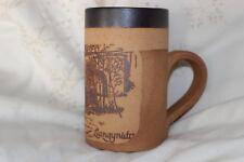 Mug Cup Tasse à café Flangynidu Earthenware  Made In Wales