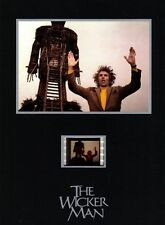 "WICKER MAN 1973 Horror Musical Movie 5""x 7"" SENITYPE FILM CELL and GRAPHIC PHOTO"