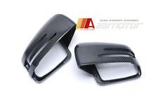 Replacement Carbon Fiber Mirror Cover for Mercedes W251 R W166 ML X166 GL W463 G