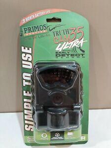New Primos Hunting Truth Cam 35 Ultra Model 63014 Trail Camera 4.0 MEGApixel