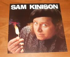 Sam Kinison Louder Than Hell Poster 2-Sided Flat Square Promo 12x12 RARE