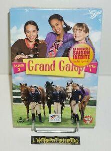 ++ DVD saison 3 / partie 1 GRAND GALOP NEUF sous blister ++