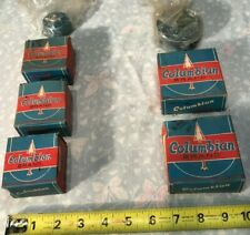 Columbian Fishing Reel Replacement Spool Lot of 7 Model 61 64
