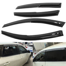 Side Window Visor Sun Rain Wind Shade Guard Deflector For 13-15 NISSAN ALTIMA US