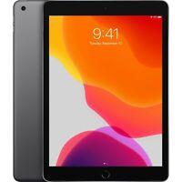 "NEW APPLE iPad 10.2"" (2019) 7-gen 4G 128GB Space Gray Model: A2198 (MW6E2TY/A)"