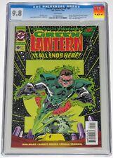 Green Lantern v3 #50 CGC 9.8. 1st app Kyle Rayner as Green Lantern!