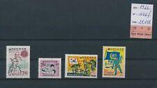 LM83723 Korea 1966 army soldiers fine lot MNH cv 21,15 EUR