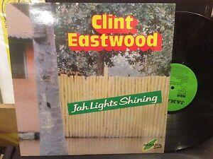 CLINT EASTWOOD jah lights shining ORIG FRANCE EXC